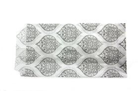 10 papieren zakjes barok 7 x 13 cm