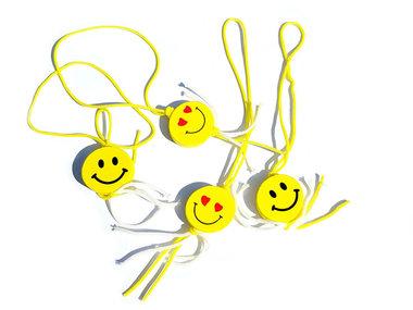 Gelukspoppetjes smile rond mix