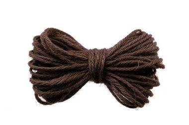 10 meter Hennep touw bruin 2 mm dikte