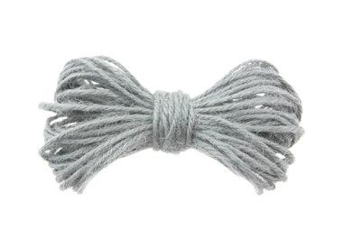 10 meter Hennep touw grijs 2 mm dikte