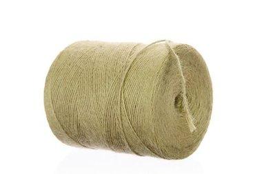 Jute touw 3 draads 1 kilo spoel