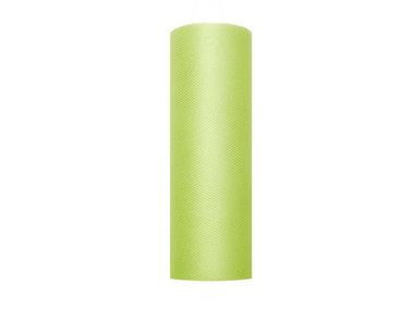 15 cm tule lint lime groen