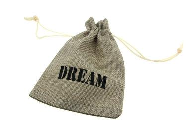Jute zakjes dream 9.5 x 13.5 cm