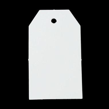 Label wit 4 x 7 cm 10 stuks